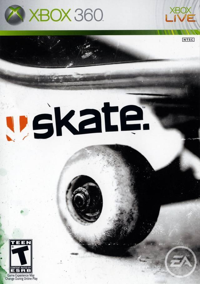 Skate [PAL/RUS]