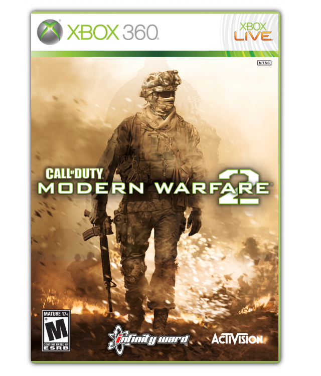 [GOD] Call Of Duty - Modern Warfare 2 [PAL/RUSSOUND]