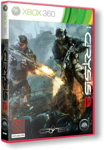 Crysis 2: Limited Edition (2011) Xbox 360