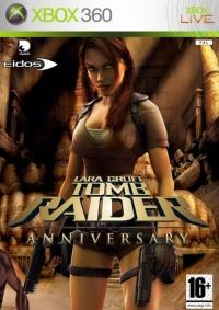 Tomb Raider: Anniversary Xbox 360