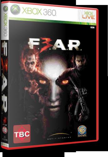 F.E.A.R. 3 (2011) Xbox 360