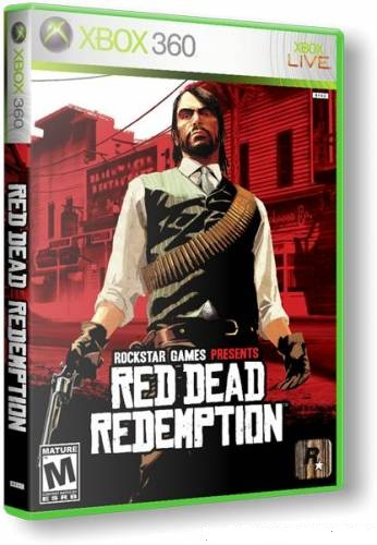 [XBOX360] Red Dead Redemption+ All DLC (NO JTAG) [Region free/ENG]