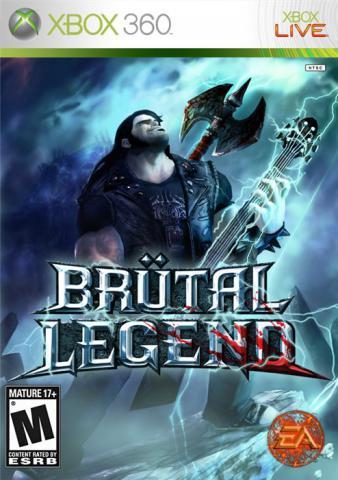 Brutal Legend (2009) Xbox 360