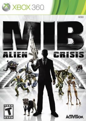 Men in Black: Alien Crisis (2012) XBOX 360